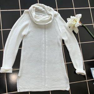 Sweaters - Cowl neck sweater dress, like new sz M